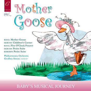Mother Goose album click to view
